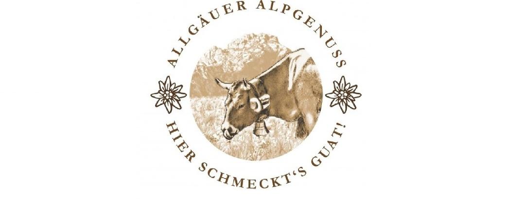 Logo des Vereins Allgäuer Alpgenuss e.V.