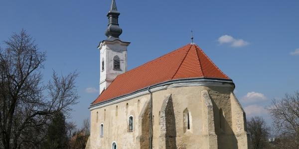 Túrony, Árpád-kori templom