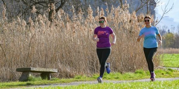 Jogging Wichelsee