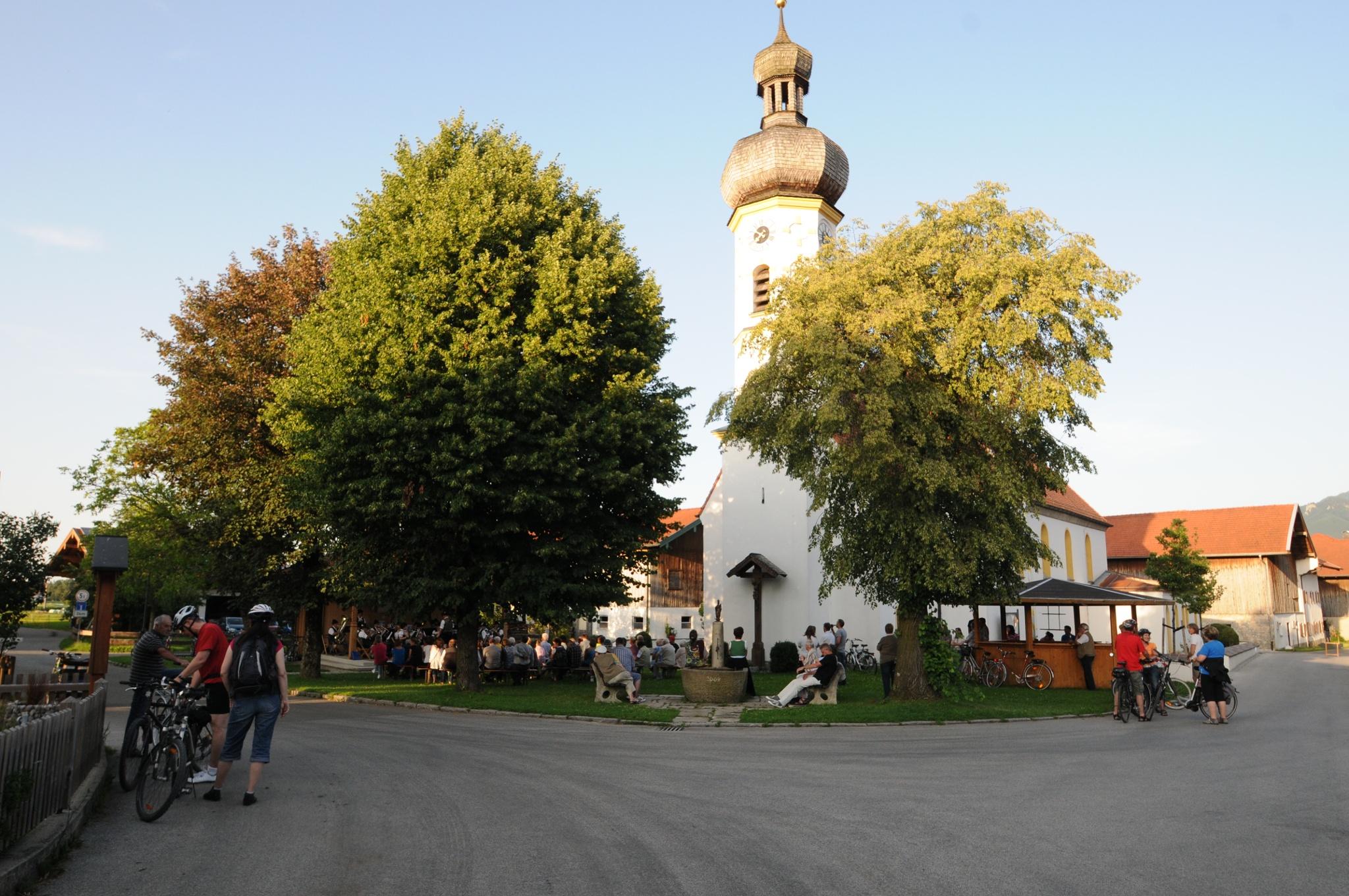 Rottau um Chiemgau