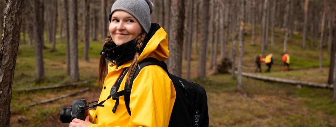 Wandern in Lappland
