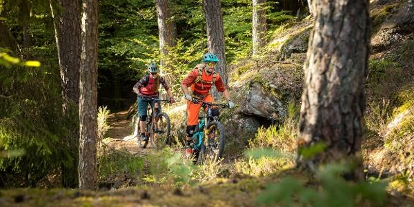 Biker auf Tour 11