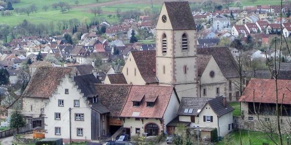 St. Galluskirche, Rötteln
