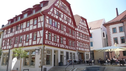 Alte Post (2) Marktplatz Eppingen