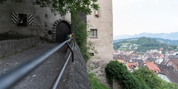 Schattenburg (c) Martin Vogel / Vorarlberg Tourismus