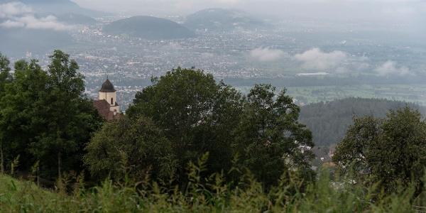 Stiftung Kloster Viktorsberg  (c) Martin Vogel / Vorarlberg Tourismus