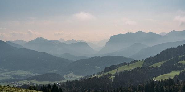 Bödele - Blick in den Bregenzerwald  (c) packyourthingsandtravel / Vorarlberg Tourismus