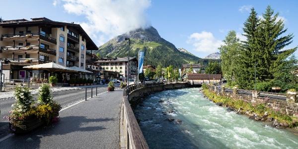 Lech (c) Lucas Tiefenthaler / Vorarlberg Tourismus