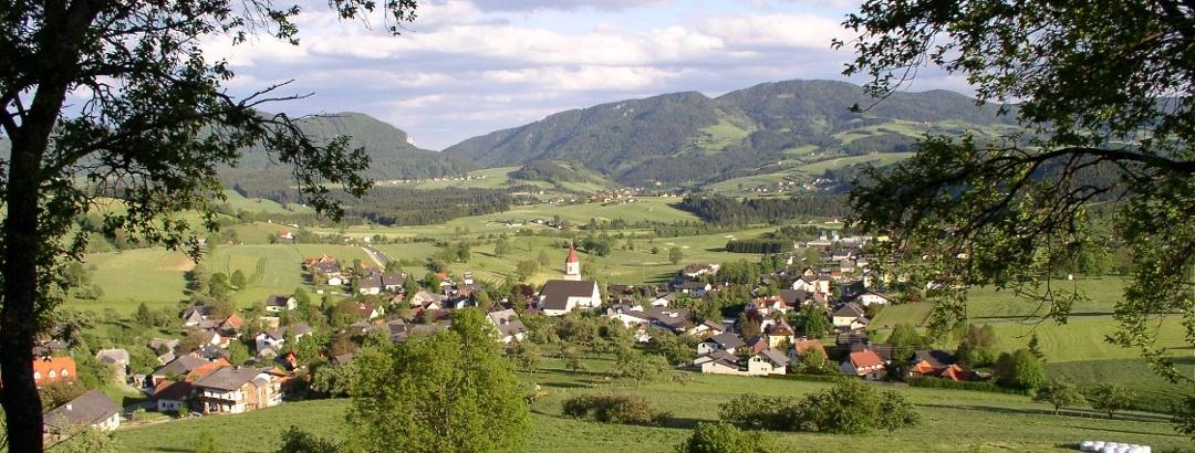Ortsansicht von Fladnitz