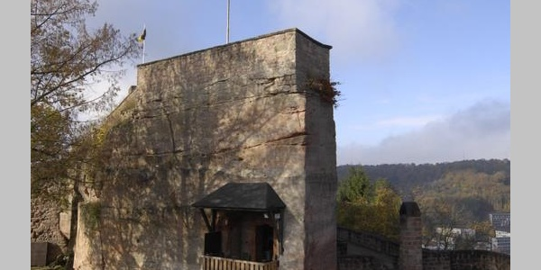 Burg Nanstein