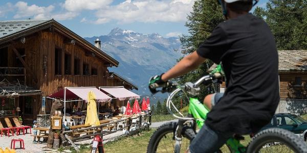 Parcours VTT L'Avalanche