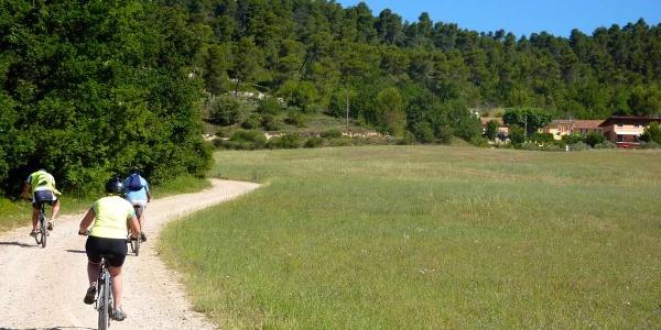 Les collines de Cadenet