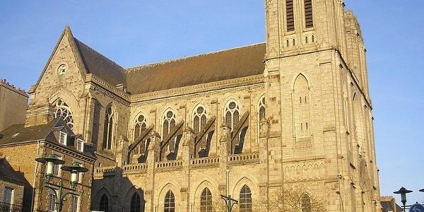 Eglise Saint-Germain à Flers