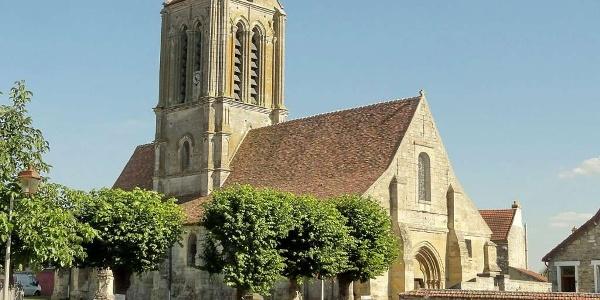 Eglise d'Hérouville