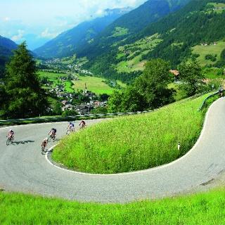 Rennradtour zum Jaufenpass