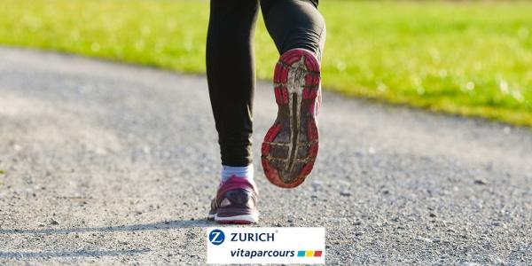 Jogging Vitaparcours