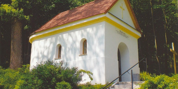 Pestkapelle in Malching