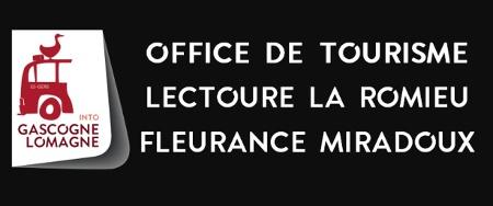 Logo Office de Tourisme Gascogne Lomagne