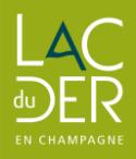Logó Lac du Der en Champagne