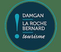 Logo Damgan La Roche Bernard Tourisme