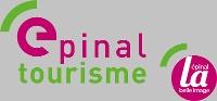 Logotipo Office de Tourisme d'Épinal