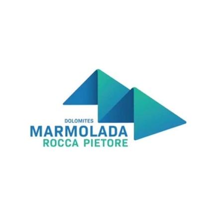Logotipo Consorzio Turistico Marmolada Rocca Pietore Dolomiti