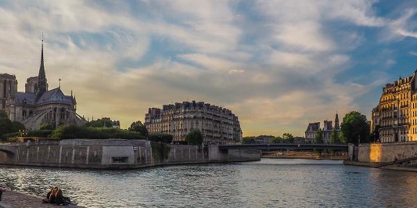 Paris - île de la cité
