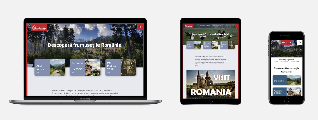 Marketing online pe platforma RomaniaTravel.guide