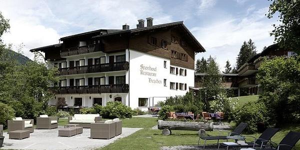 Rückseite Hotel 1