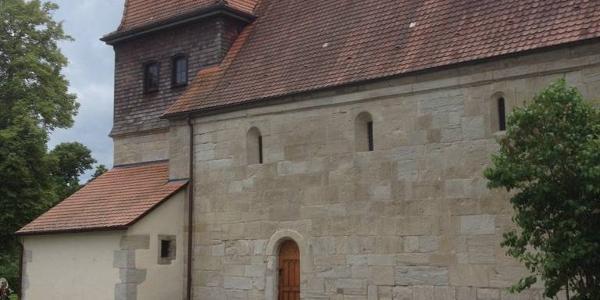 Weilerkirche bei Owingen
