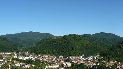 Village Sainte-Croix-aux-Mines