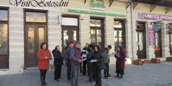 Centrul Național de Informare și Promovare Turistică Botoșani