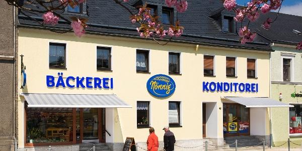 Bäckerei-Konditorei Nönnig in Ehrenfriedersdorf