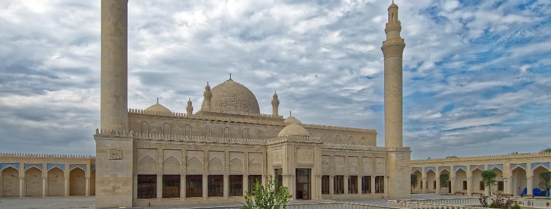 Juma Moschee in Shamakhi