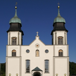 Wallfahrtskirche Unserer Lieben Frau Mariä Heimsuchung