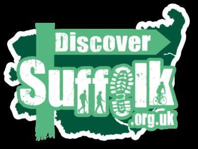 Logo Discover Suffolk