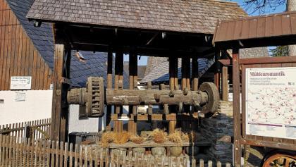 Ölmühle in Pockau