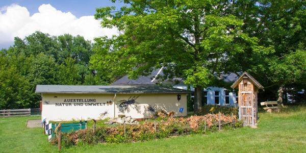 Ausstellung Natur und Umwelt im Waldhaus Greiz