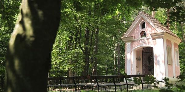 Loretokapelle Mitterberg