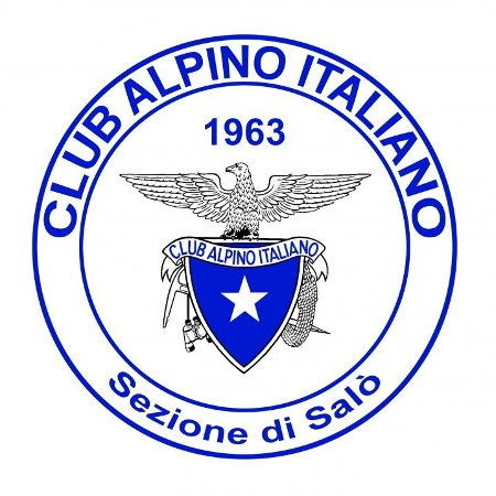 Logo Club Alpino Italiano CAI Salò