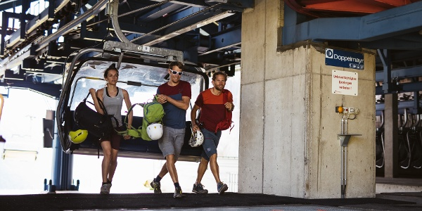 Steffisalp-Express Bergstation