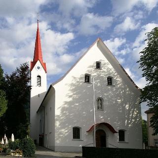 Katholische Pfarrkirche Zu Unserer Lieben Frau Mariä Heimsuchung 1