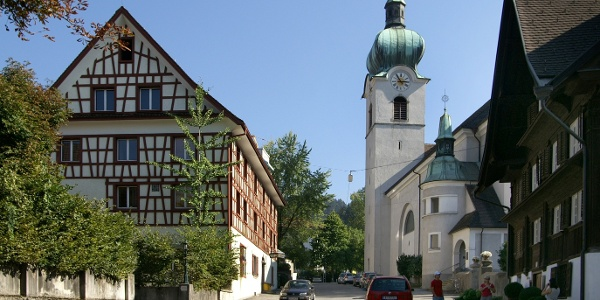Stadpfarrkirche Heiliger Sebastian 1
