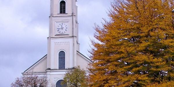 Katholische Pfarrkirche zum Heiligen Leopold