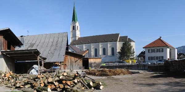 Katholische Pfarrkirche zum Heiligen Leopold 2