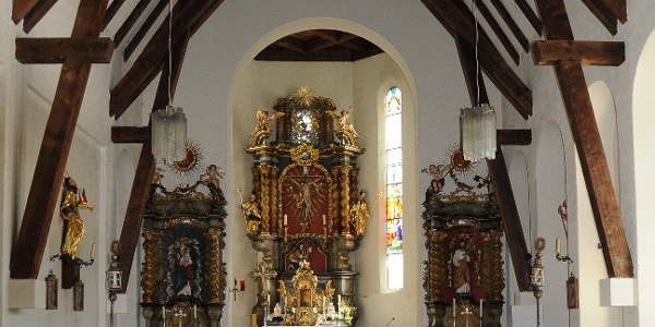 Katholische Pfarrkirche Heilige Maria Magdalena