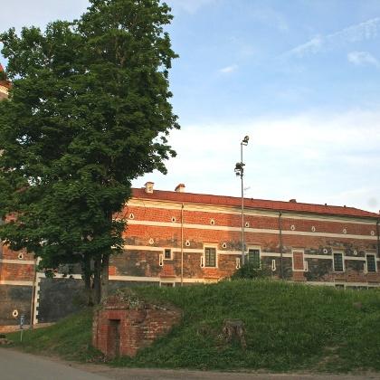 Schloß Panemunė - Panemunės Pillis
