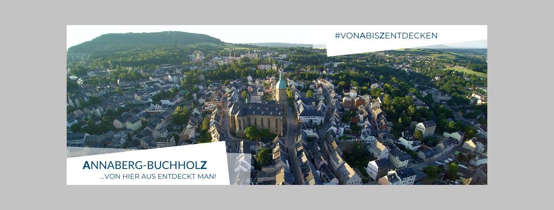 Luftaufnahme Annaberg-Buchholz