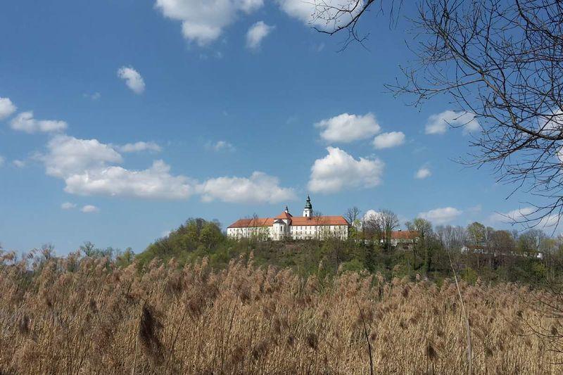 Benediktiner Kloster Attel