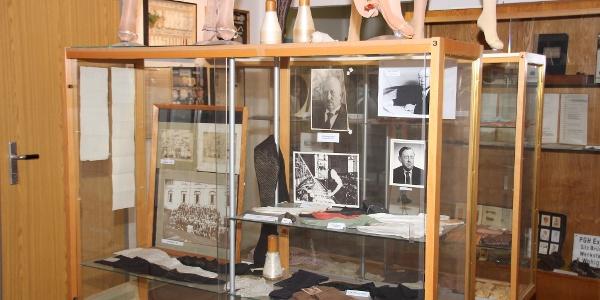 Muzeum punčoch v Gornsdorfu